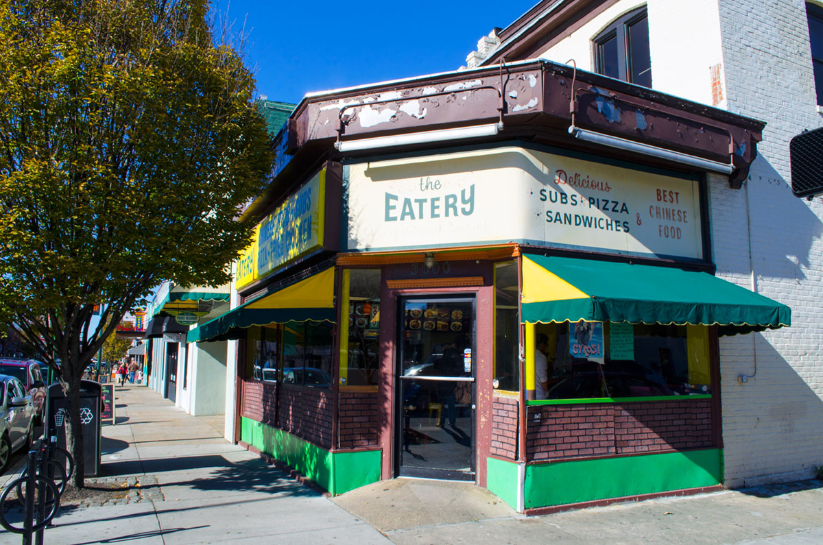 The Eatery in Carytown Virginia